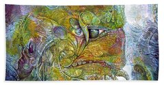 Offspring Of Tiamat - The Fomorii Union Beach Towel