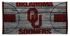 Oklahoma Sooners Beach Towel
