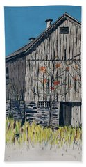 Old Barn Beach Towel