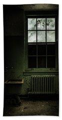 Old Room - Abandoned Asylum - The Presence Outside Beach Sheet