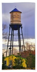 Old Towne Arvada Beach Towel