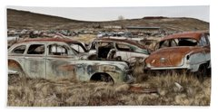 Old Wrecks Beach Sheet