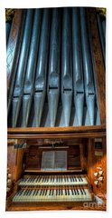Olde Church Organ Beach Sheet