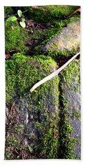 One Pistil Beach Towel