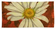 One Yorktown Daisy Beach Towel