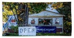 Open Or Closed Beach Sheet