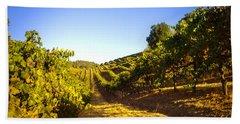 Opolo Winery Beach Towel