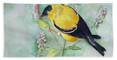 Orchard Oriole Beach Sheet