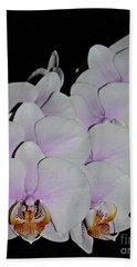 Orchid Bunch Beach Sheet