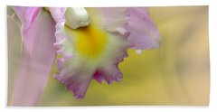 Orchid Whisper Beach Sheet
