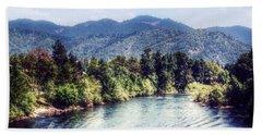 Oregon Views Beach Towel by Melanie Lankford Photography