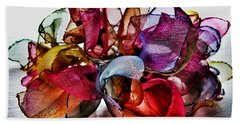 Organza Petals Beach Sheet