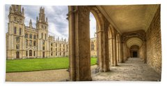 Oxford University - All Souls College 2.0 Beach Sheet