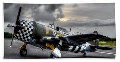 P-47 Sunset Beach Sheet