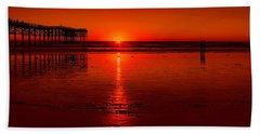 Pacific Beach Sunset Beach Sheet