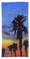 Pacific Sunset 2 Beach Towel
