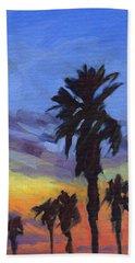 Pacific Sunset 2 Beach Sheet