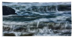 Pacific Waves Beach Towel