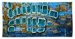 Painted Windows Number 1 Beach Sheet