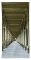 Palais Royale Beach Towel