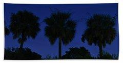 Palmetto Moon Beach Towel