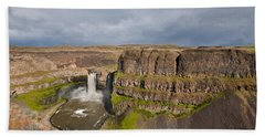 Palouse Falls Beach Sheet