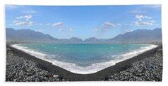 Panorama Lake Beach Sheet