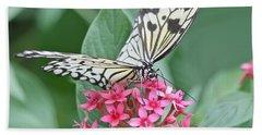 Paper Kite Butterfly - 2 Beach Towel