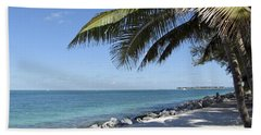 Paradise - Key West Florida Beach Sheet by Bob Slitzan