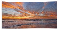 Beach Towel featuring the photograph Paradise Found by HH Photography of Florida