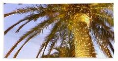 Paradise Palm Beach Towel