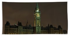 Parliament Hill Beach Towel