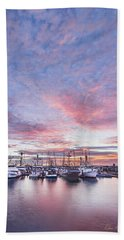 Pastel Beach Towel