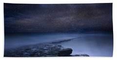 Path To Infinity Beach Towel