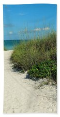 Path To Pass -a- Grille Beach Towel