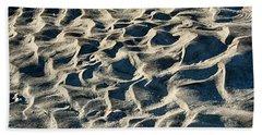 Patterns In Sand 1 Beach Towel