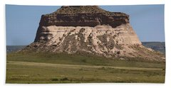 Pawnee Buttes Beach Towel