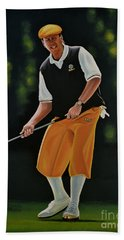 Payne Stewart Beach Towel
