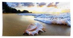 Peachs N' Cream Beach Sheet