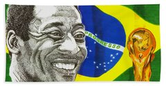 Pele Beach Towel