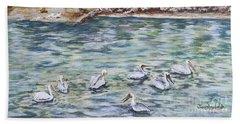 Pelican Medley Beach Sheet