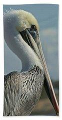 Pelican Profile 3 Beach Towel