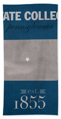 Penn State University Beach Towels