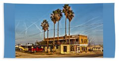 Beach Sheet featuring the photograph Penny Bar Mckittrick California by Lanita Williams