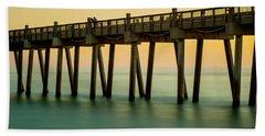 Pensacola Beach Fishing Pier Beach Sheet