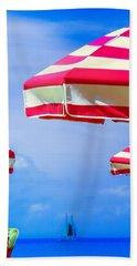 Peppermint Beach Beach Towel