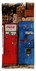 Pepsi Vs Coke Beach Sheet