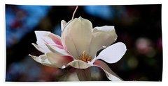 Perfect Bloom Magnolia Beach Towel