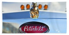 Peterbilt 2 Beach Towel