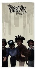 Pharcyde -passing Me By 1 Beach Towel